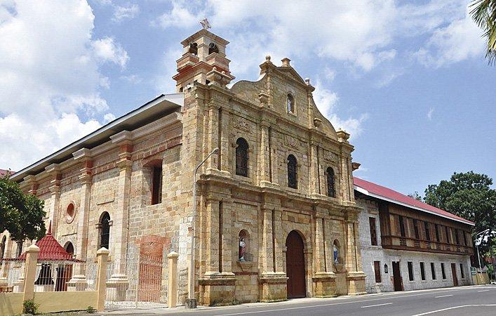 Santa Barbara Church – Iloilo, Philippines